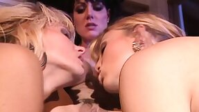 Several sex-mad lesbian bitches get together hither defend forever remodelling in turn shed tears